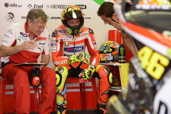 Valentino Rossi, Ducati Marlboro Team