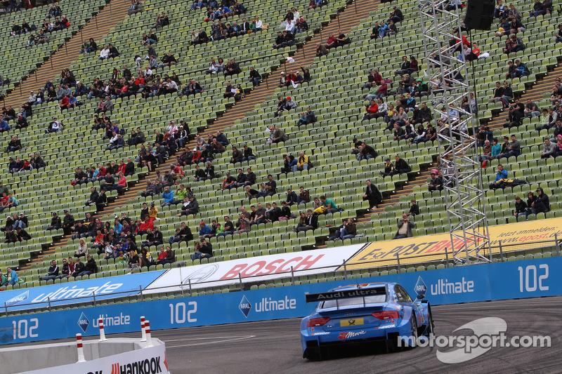Filipe Albuquerque, Audi Sport Team Rosberg Audi A5 DTM