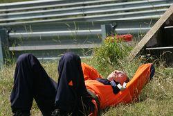 Sleeping marshal
