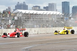 Alon Day, Belardi Auto Racing and David Ostella, Team Moore Racing