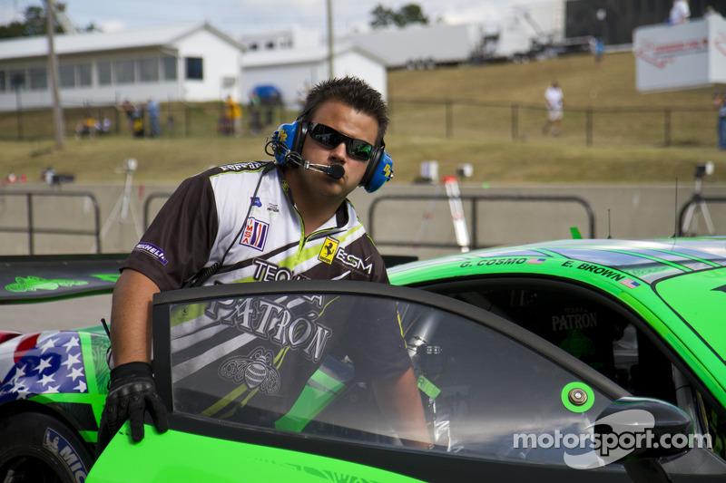 Extreme Speed Motorsports teamlid