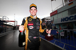 Second place Conor Daly