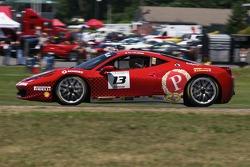 #13  Ferrari of Ontario 458CS: Mark Muzzo