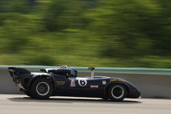 #6 1967 Lola T70 Spyder : Patrick Hogan