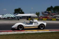 #77 1966 McKee Mk6: Tom Simpson