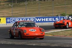 #124 1968 Porsche 912: Delaney Sturgeon