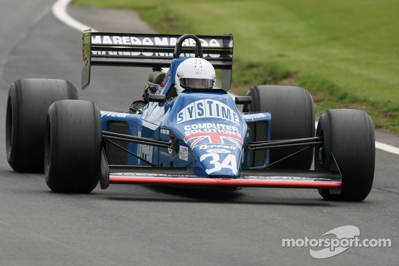 Gary Culver - Tyrrell 012