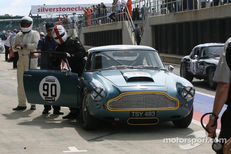 Hudd/Croft - Aston Martin DB4