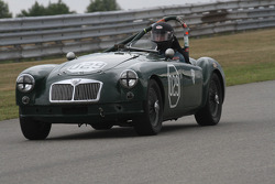 #029, 1957 MG A, Christopher Meyers