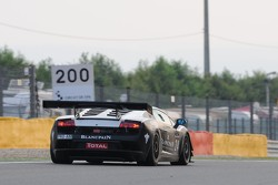 #24 Blancpain-Reiter Lamborghini Gallardo LP600+: Marc Hayek, Peter Kox, Jos Menten