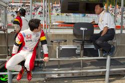 Daisuke Nakajima and Satoru Nakajima