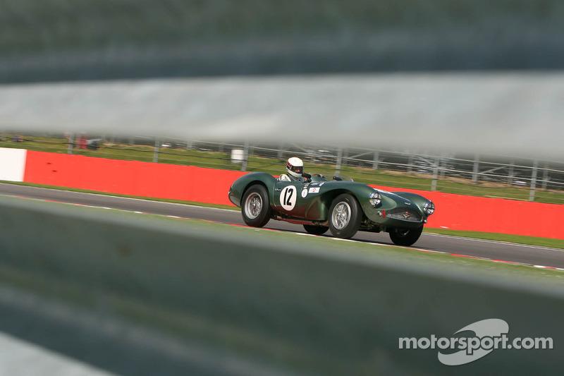 Friedrichs/Clark - Aston Martin DB3S