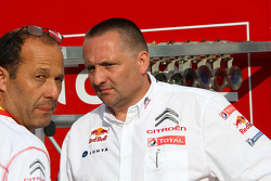 Yves Matton, director Citroën Sport