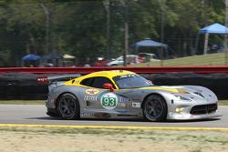#93 SRT Motorsports SRT Viper GTSR: Marc Goosens, Tommy Kendall
