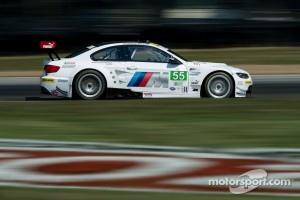 #55 BMW Team RLL: Jorg Müller, Bill Auberlen