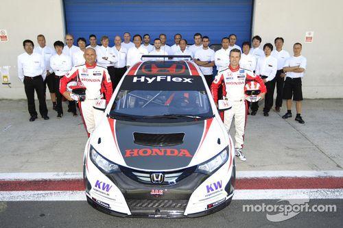 Honda Civic 5P test