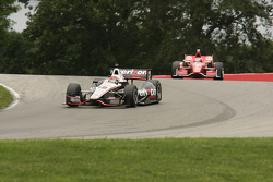 Will Power, Team Penske Chevrolet, Scott Dixon, Target Chip Ganassi Honda