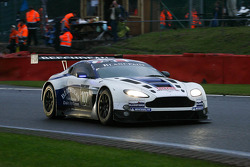 #107 Beechdean Aston Martin Racing Aston Martin V12 Vantage GT3: Andrew Howard, Jonathan Adam, Phil Dryburgh, John Gaw