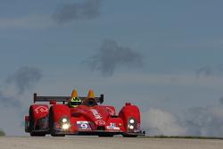#9 RSR Racing Oreca FLM09 Chevrolet: Bruno Junqueira, Roberto Gonzalez