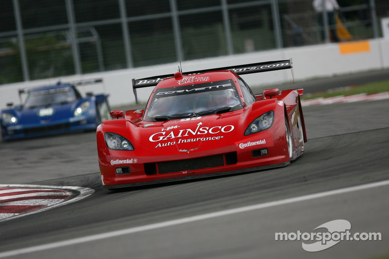 #99 GAINSCO/Bob Stallings Racing Chevrolet Corvette DP: Jon Fogarty, Alex Gurney