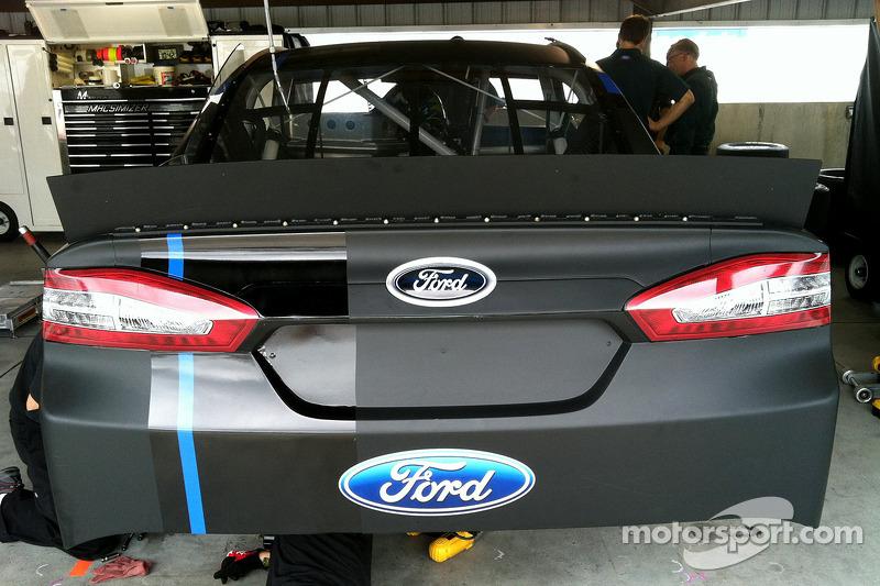 Ford test de 2013 Fusion