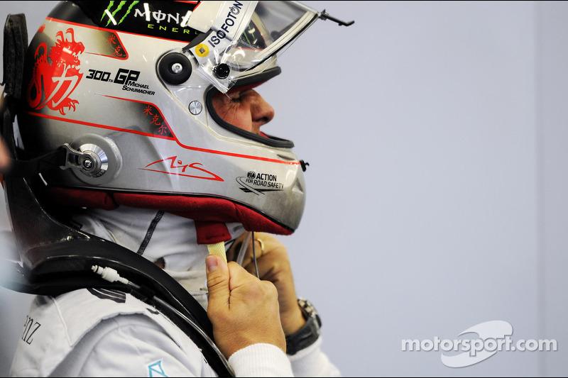 Das 300. Formel-1-Rennen
