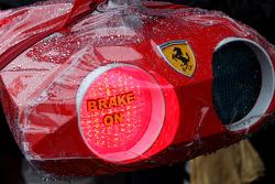 Ferrari pit stop detail