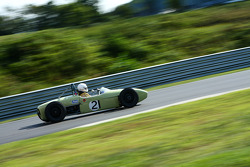 21 Phil Lamont Hubbards, N.S., Can. 1960 Lotus 18 Formula Junior