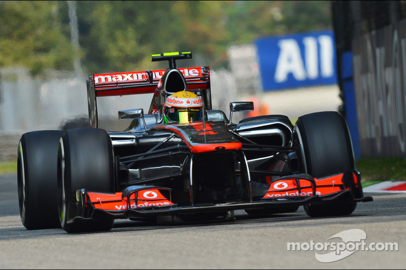 20. Гран При Италии 2012