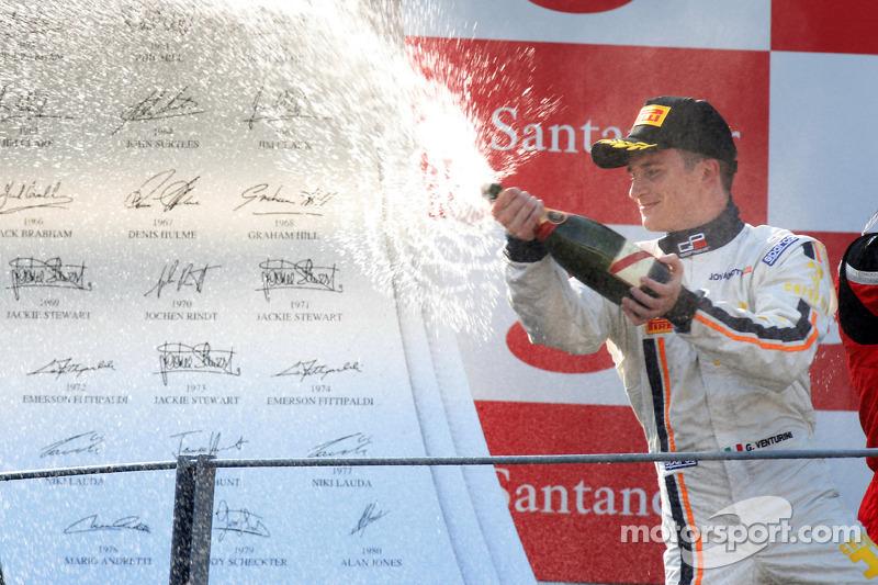 3rd place Giovanni Venturini