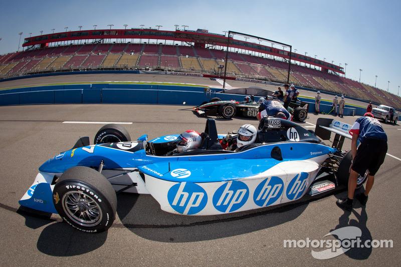 IndyCar tweezitter: Mario Andretti