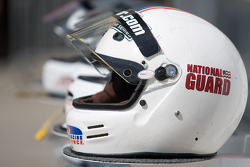 IndyCar two-seater experience: helmets for guests