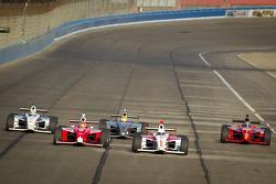 Peter Dempsey, Belardi Auto Racing and Oliver Webb, Sam Schmidt Motorsports