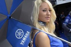 Yamaha meisje