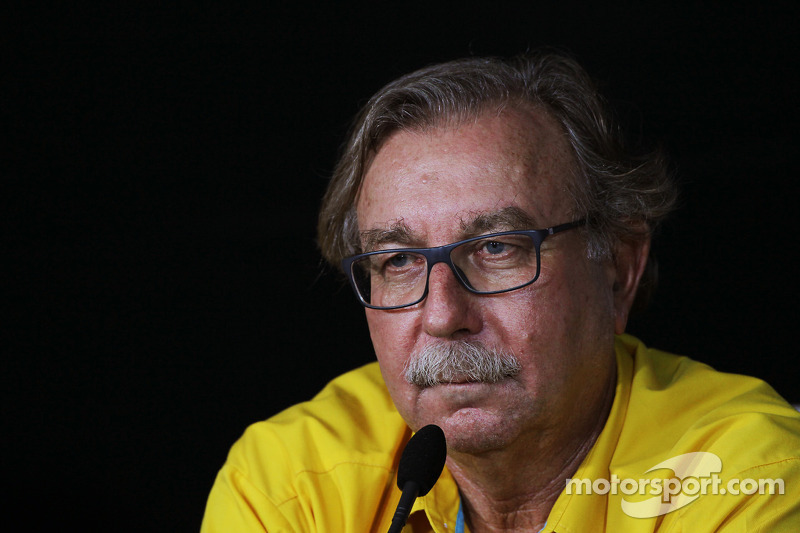 Jean-Francois Caubet, Renault Sport F1 Managing Director