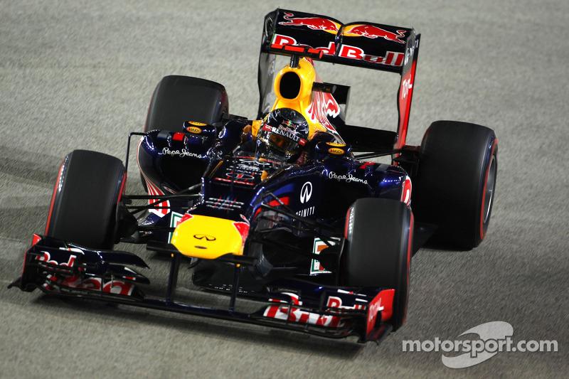2012 : Red Bull RB8