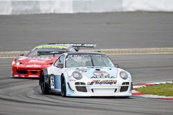 #75 ProSpeed Competition Porsche 997 GT3 R: Marc Goossens, Xavier Maassen, Marc Hennerici