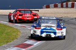 #58 Exagon Engineering / Royal Ecuries Ardennes Porsche 997 GT3 R: Christian Kelders, Daniel Desbrueres