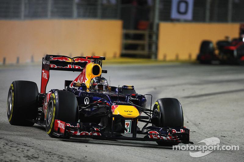 2012: Sebastian Vettel (Red Bull-Renault RB8)