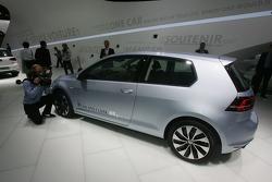 Volkswagen Golf Blue Emotion