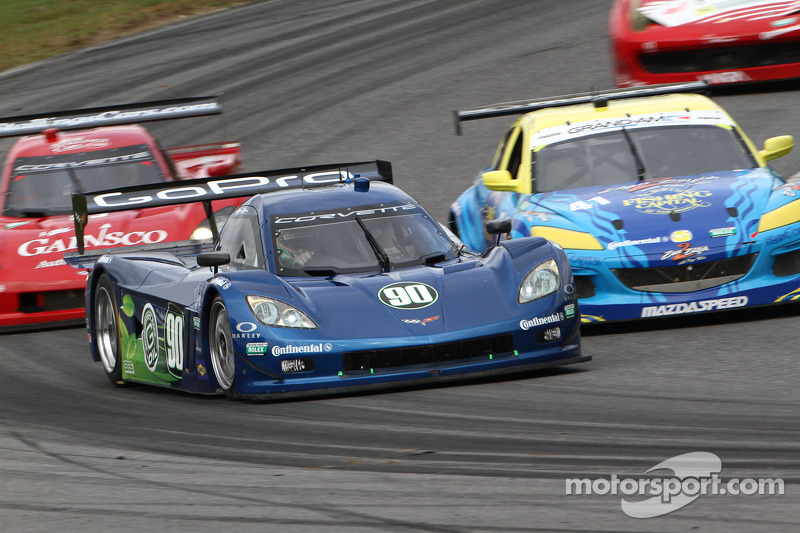 # 90 Spirit Of Daytona Chevrolet Corvette DP: Antonio Garcia,  Richard Westbrook