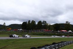 # 5 Action Express Racing Chevrolet Corvette DP: Terry Borcheller, David Donohue, Brian Frisselle  - # 7 Starworks Motorsport: Mark Wilkins, Alex Popow, Billy Johnson
