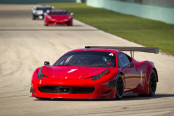 Customer lapping: Ferrari 458 GT3