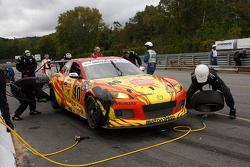 #40 Dempsey Racing Mazda RX-8: Joe Foster, Tom Long