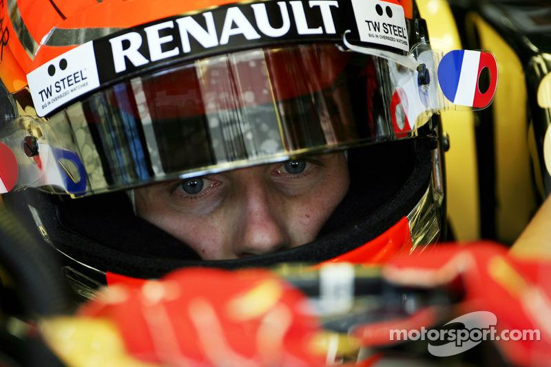Romain Grosjean, Lotus F1 E20
