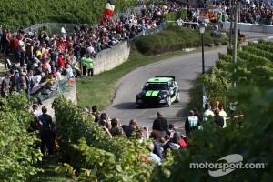 Chris Atkinson and Stéphane Prévot, Mini John Cooper Works WRC
