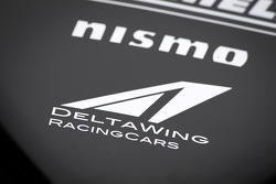 #0 Nissan Delta Wing Delta Wing Project 56 Nissan detail