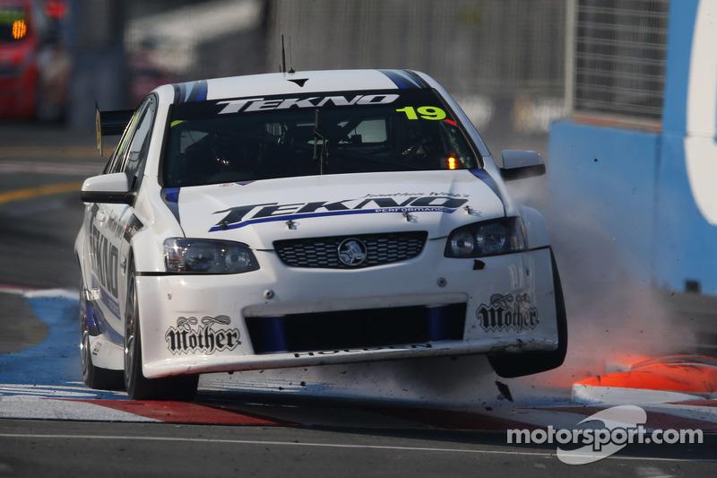 Jonathon Webb, Tekno Autosports