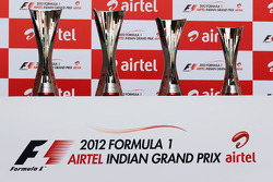 Race trophies
