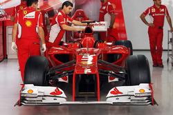 Ferrari van Fernando Alonso, Ferrari